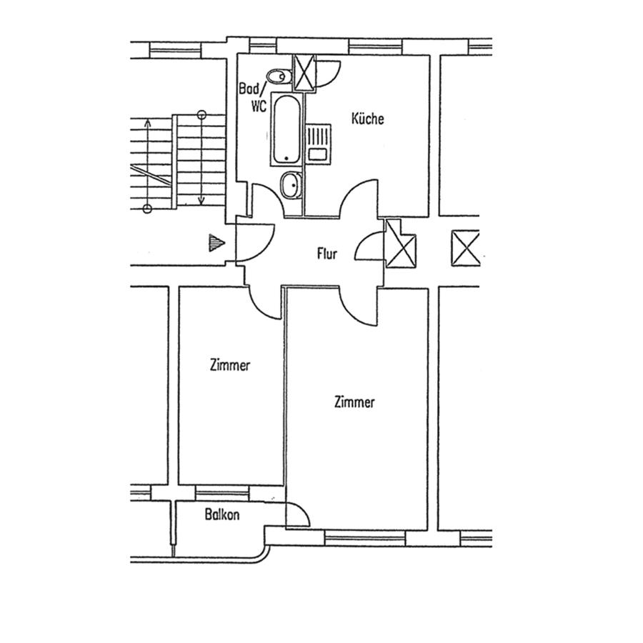 Floor Plan | Ostender Straße