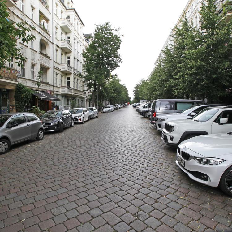 Berlin-Prenzlauer Berg: Bezugsfreie 2-Zimmerwohnung im Helmholtzkiez
