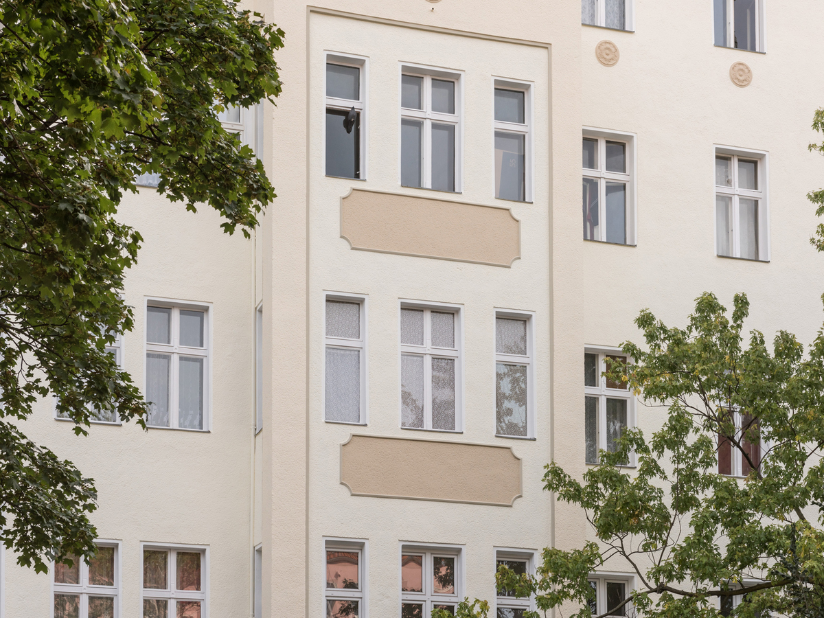 Fassadendetail | Osloer Straße