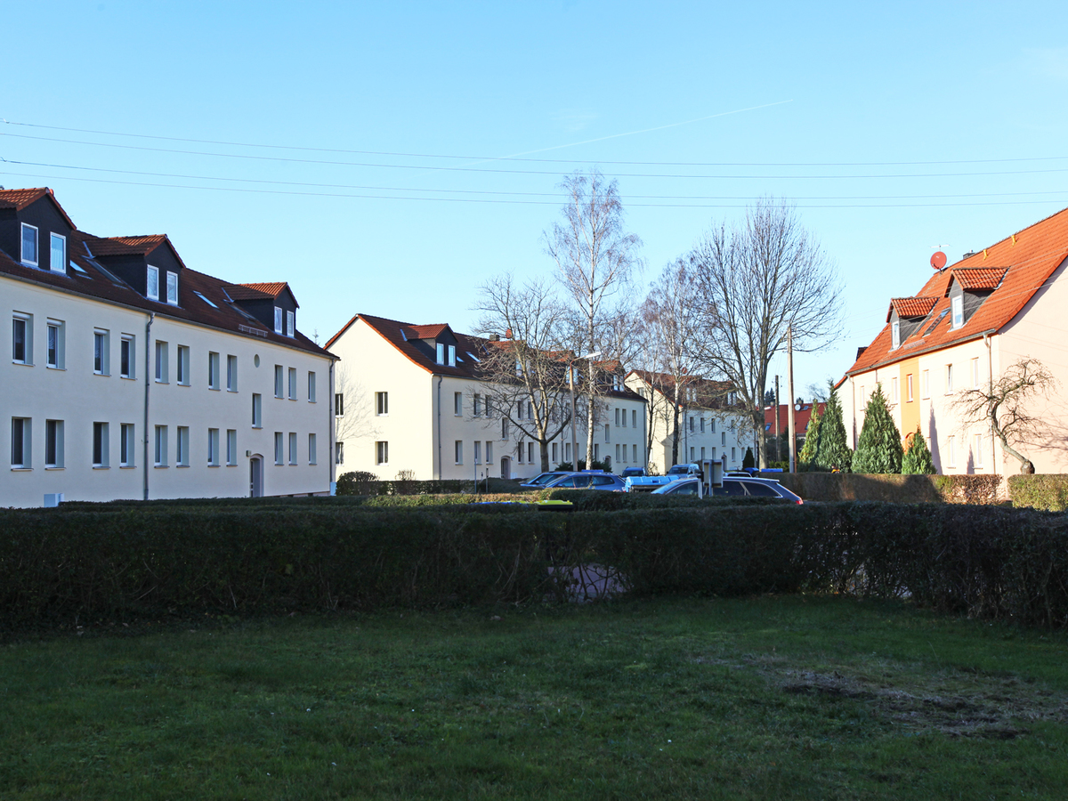 Umgebung Böhlen | Karl-Bartelmann-Straße