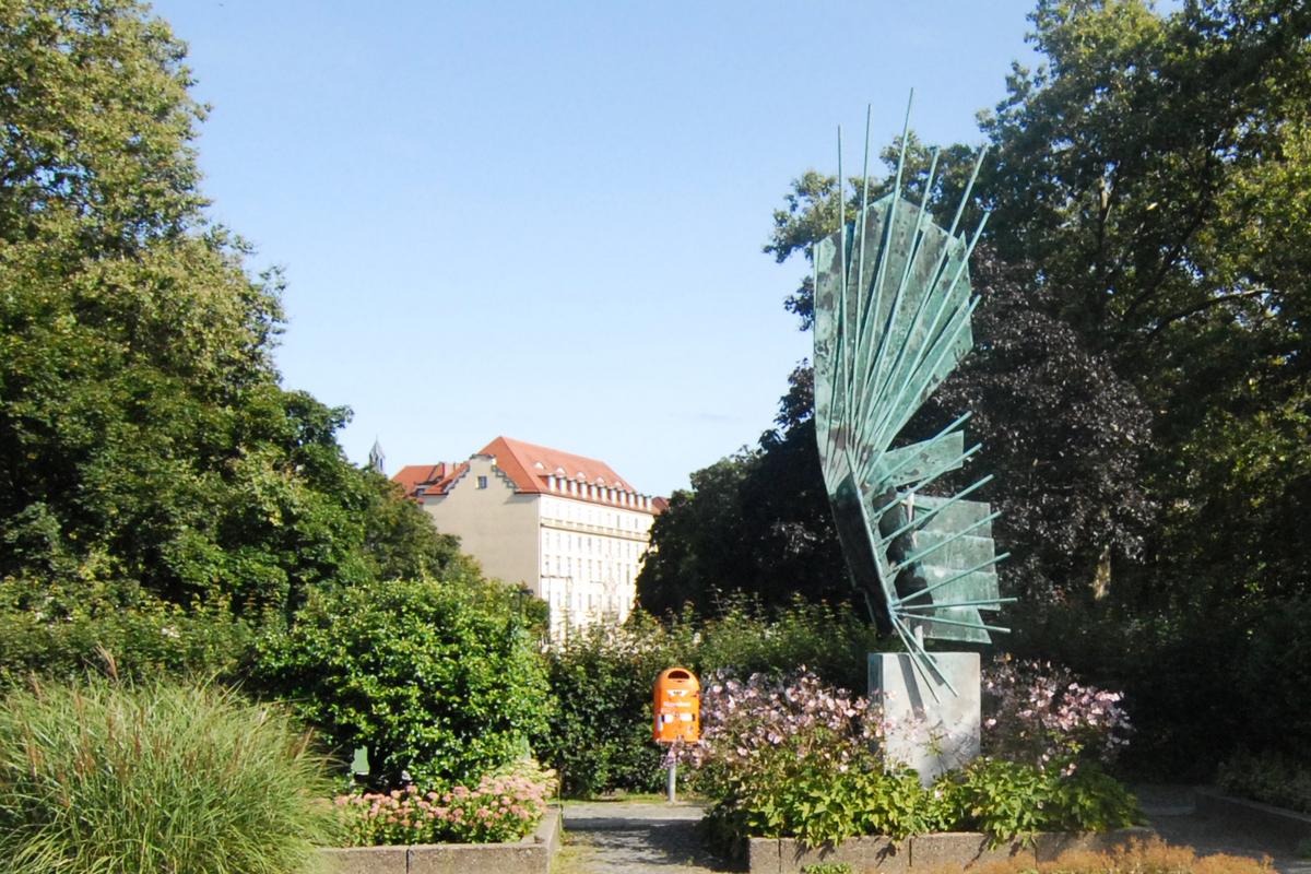 Bundesplatz   Wexstraße