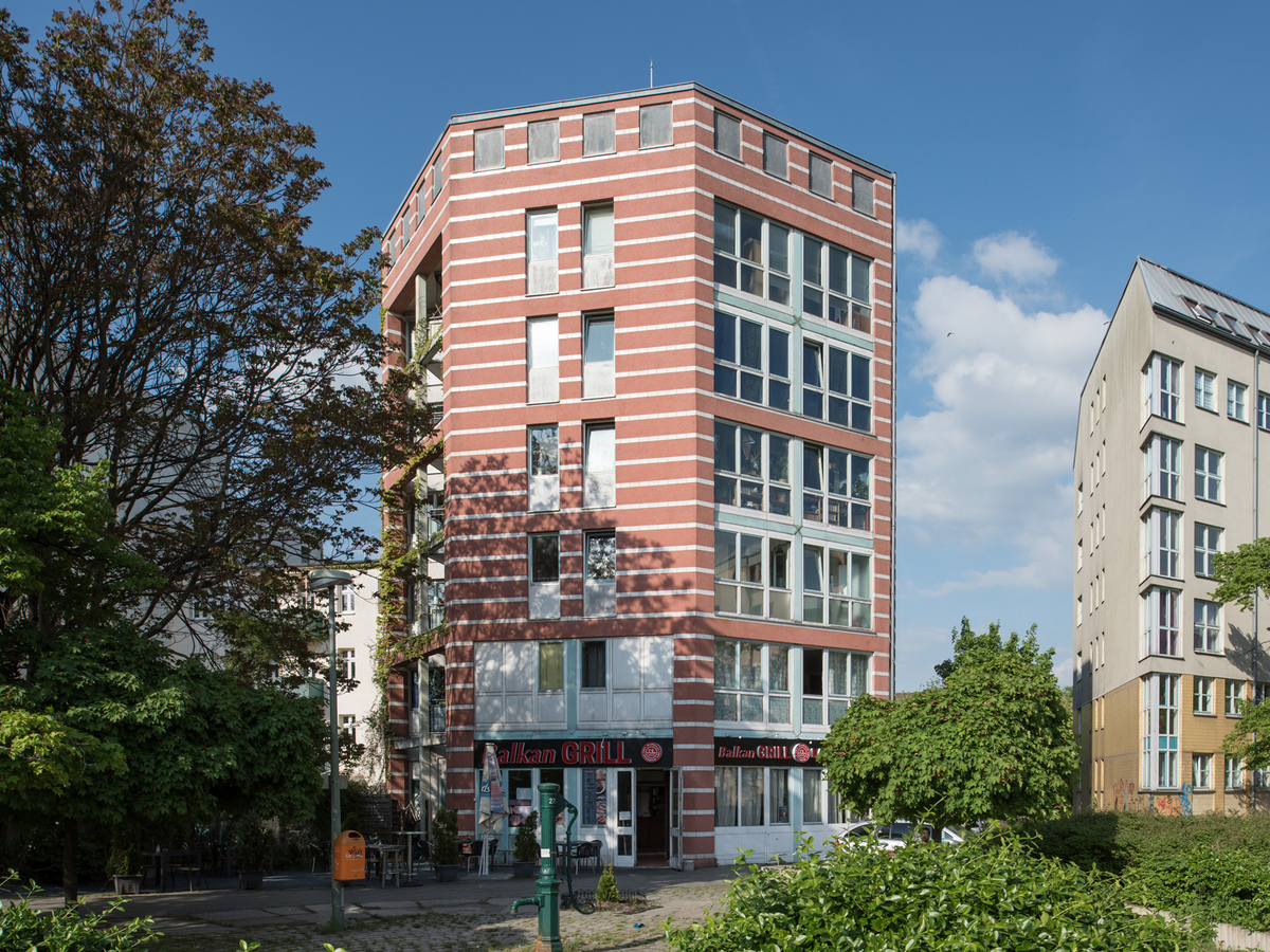 Umgebung | Exerzierstraße