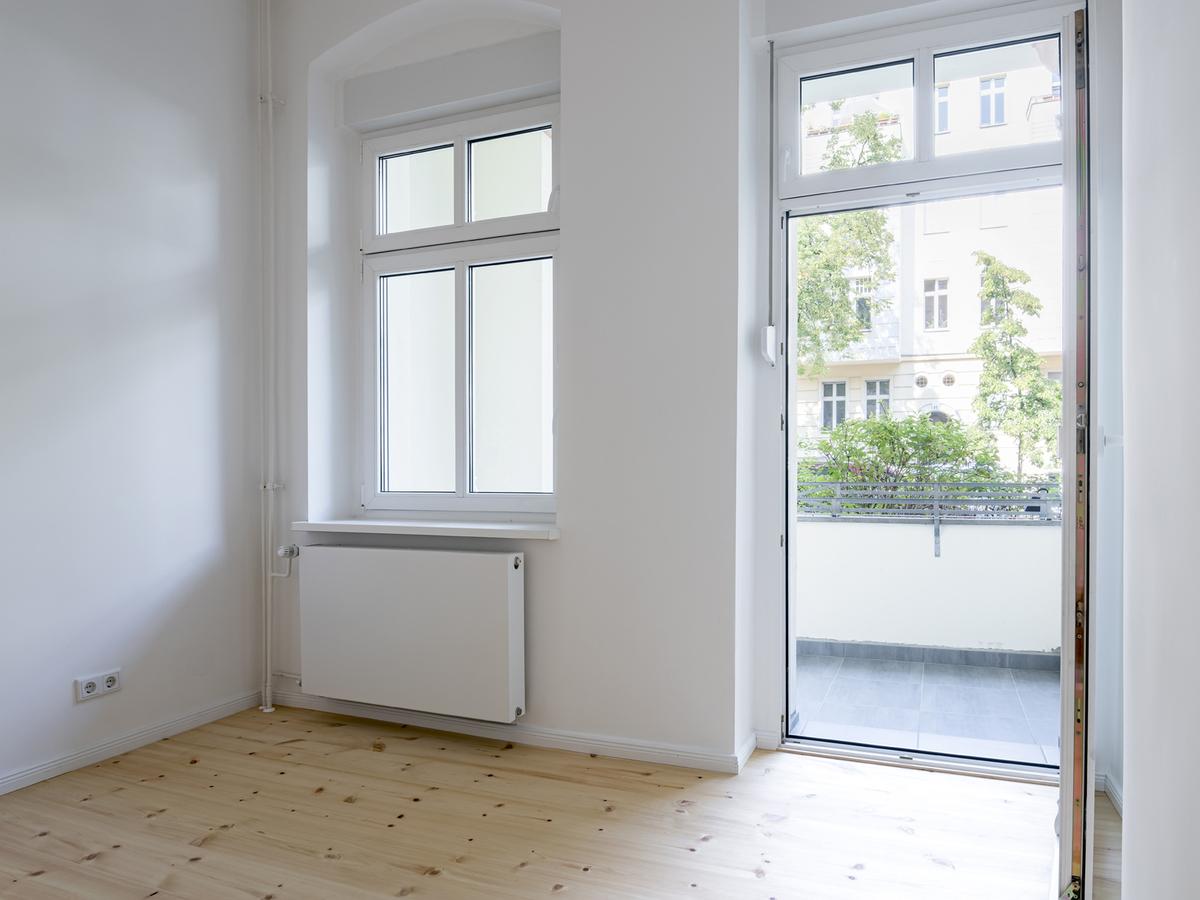 Musterwohnung Zimmer 1 | Binzstraße