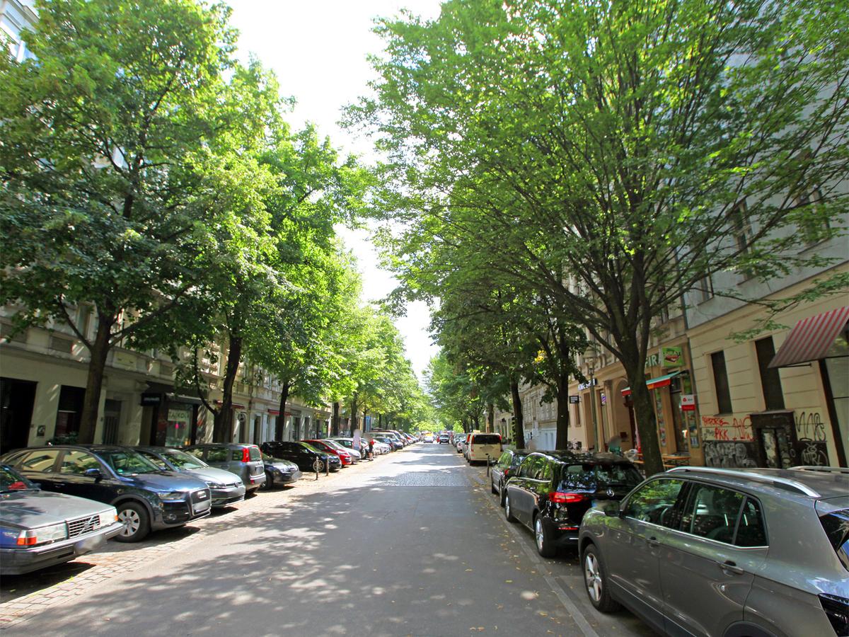Street View | Schönleinstraße