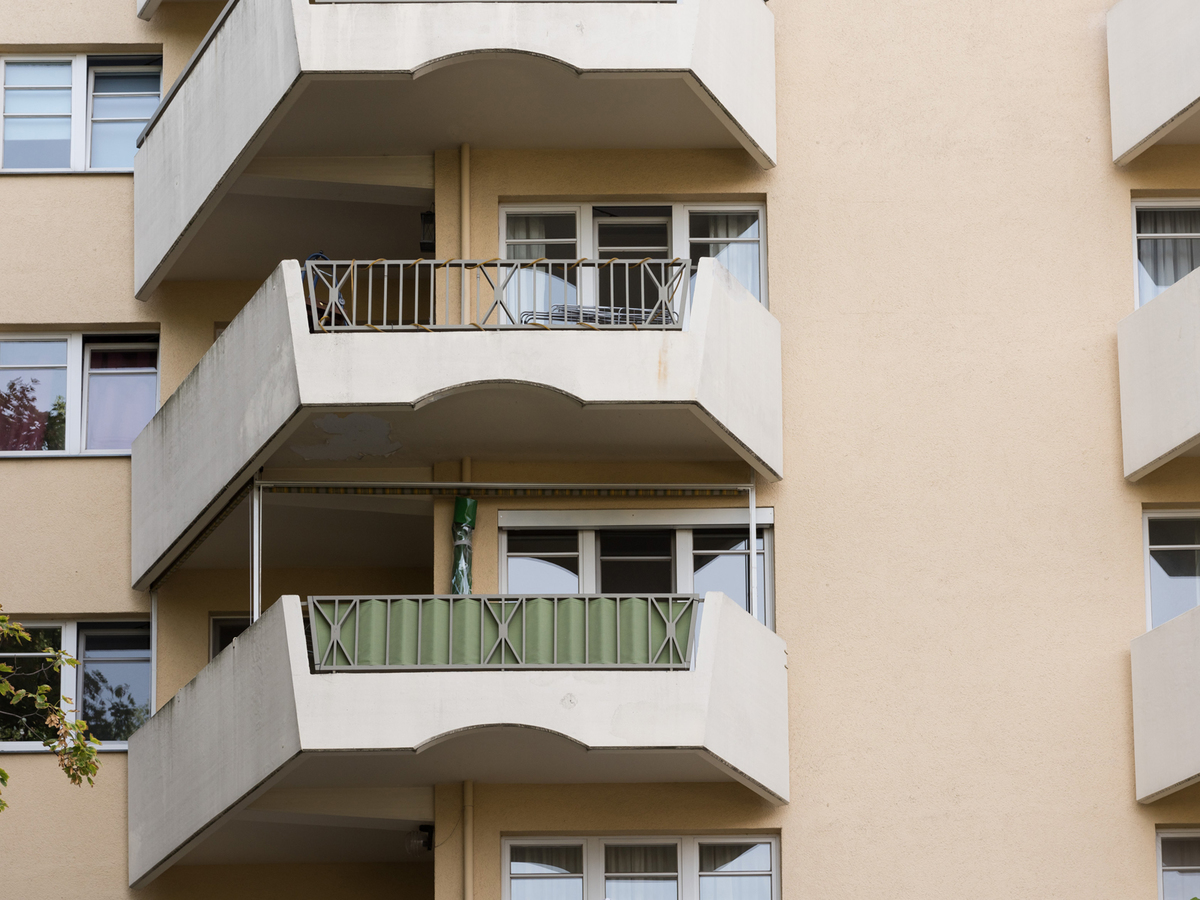 Balconies | Wintersteinstraße