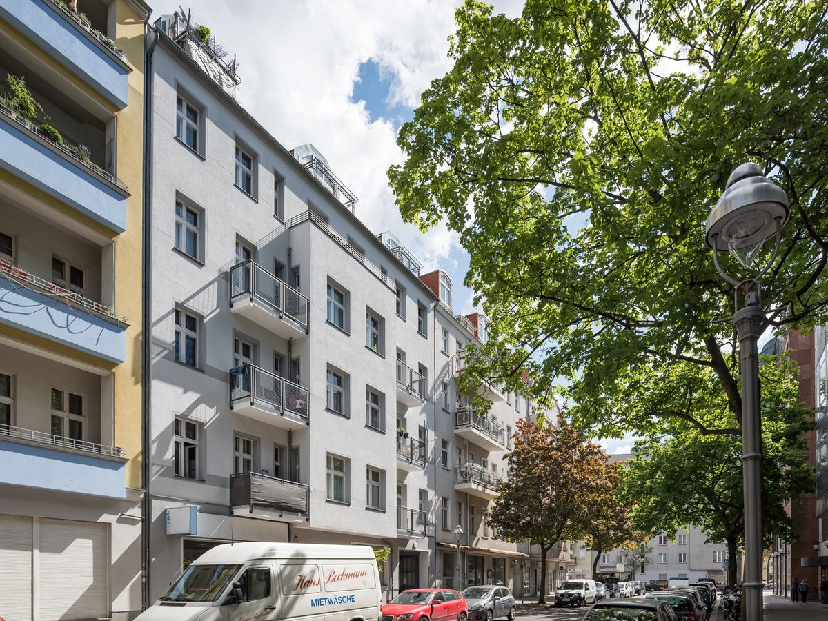 Surrounding Area   Erasmusstraße