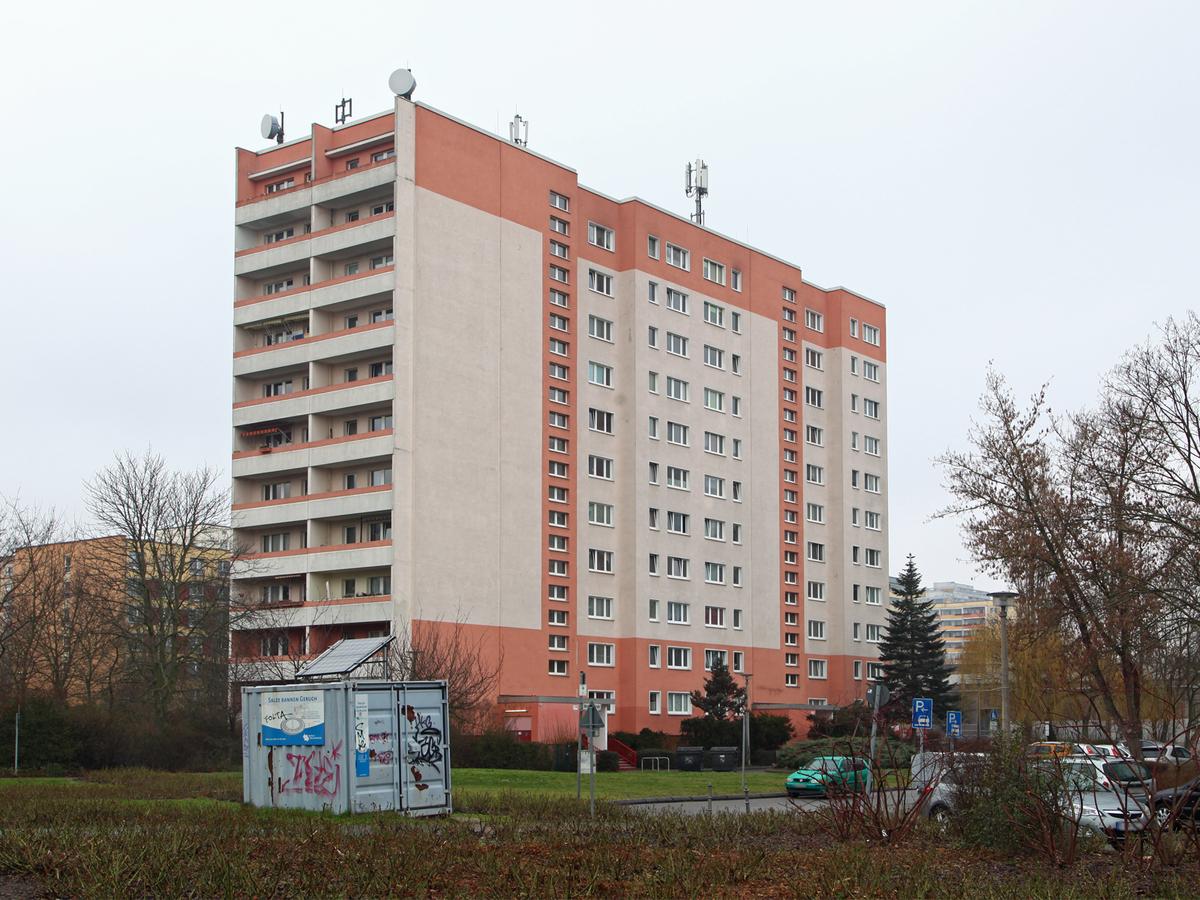 Hausansicht | Marchwitzastraße