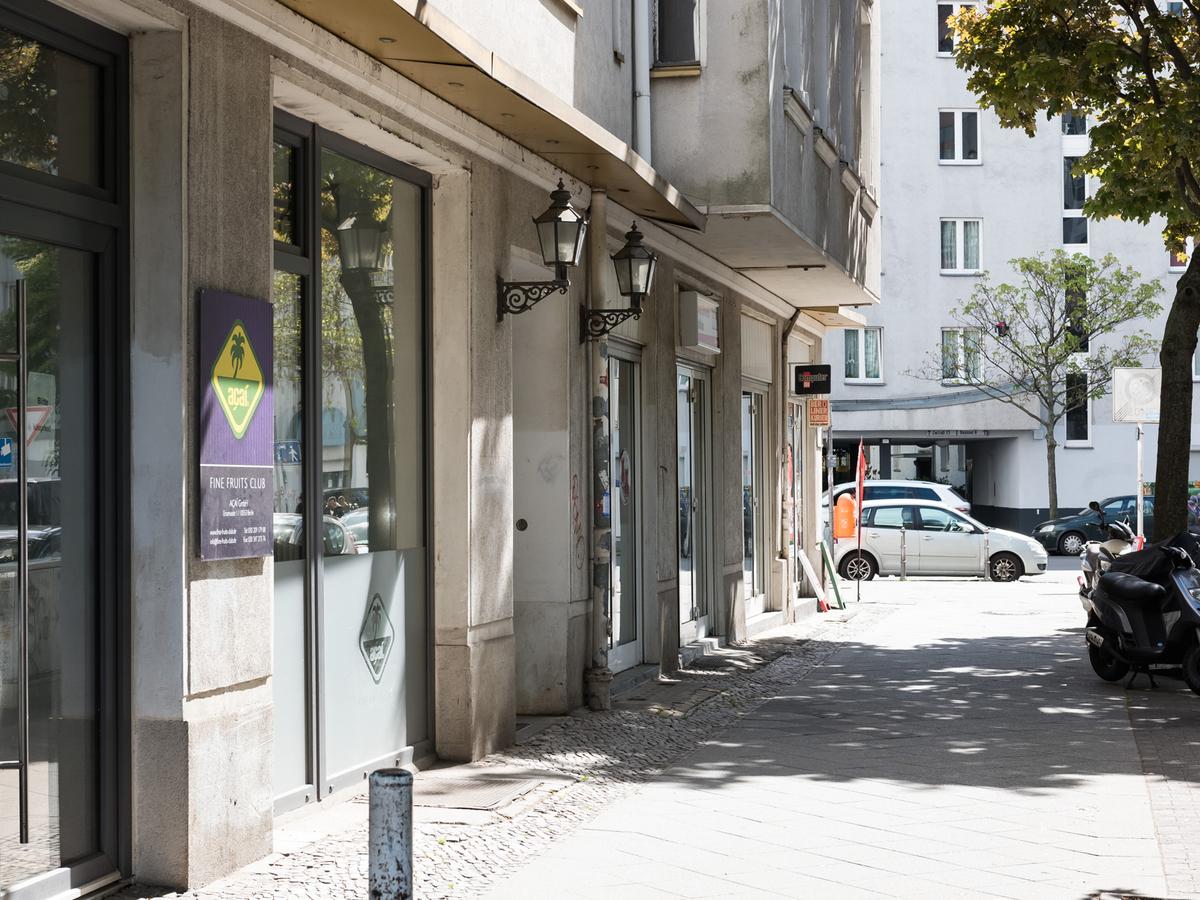Gewerbeeinheiten | Erasmusstraße