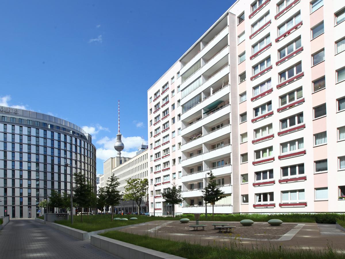 Direkt am Alexanderplatz | Mollstraße