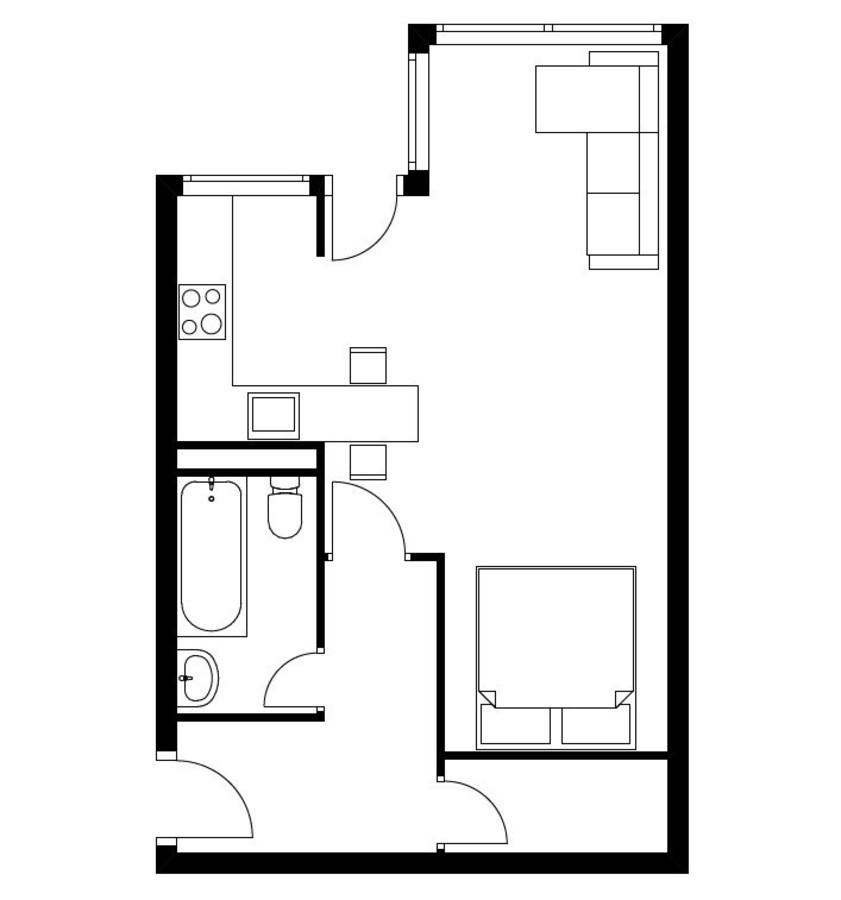 Floorplan | Lindenstraße