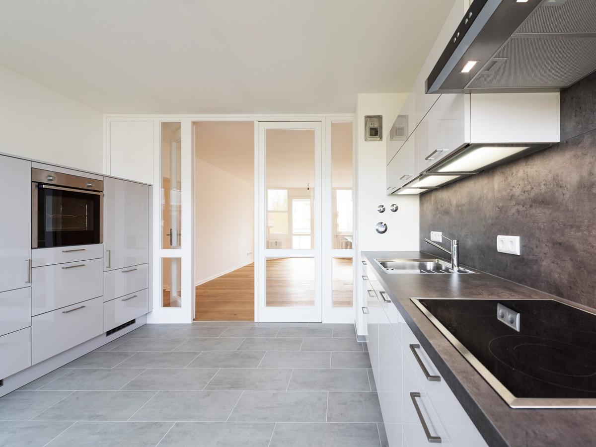Beispiel Küche   Exerzierstraße