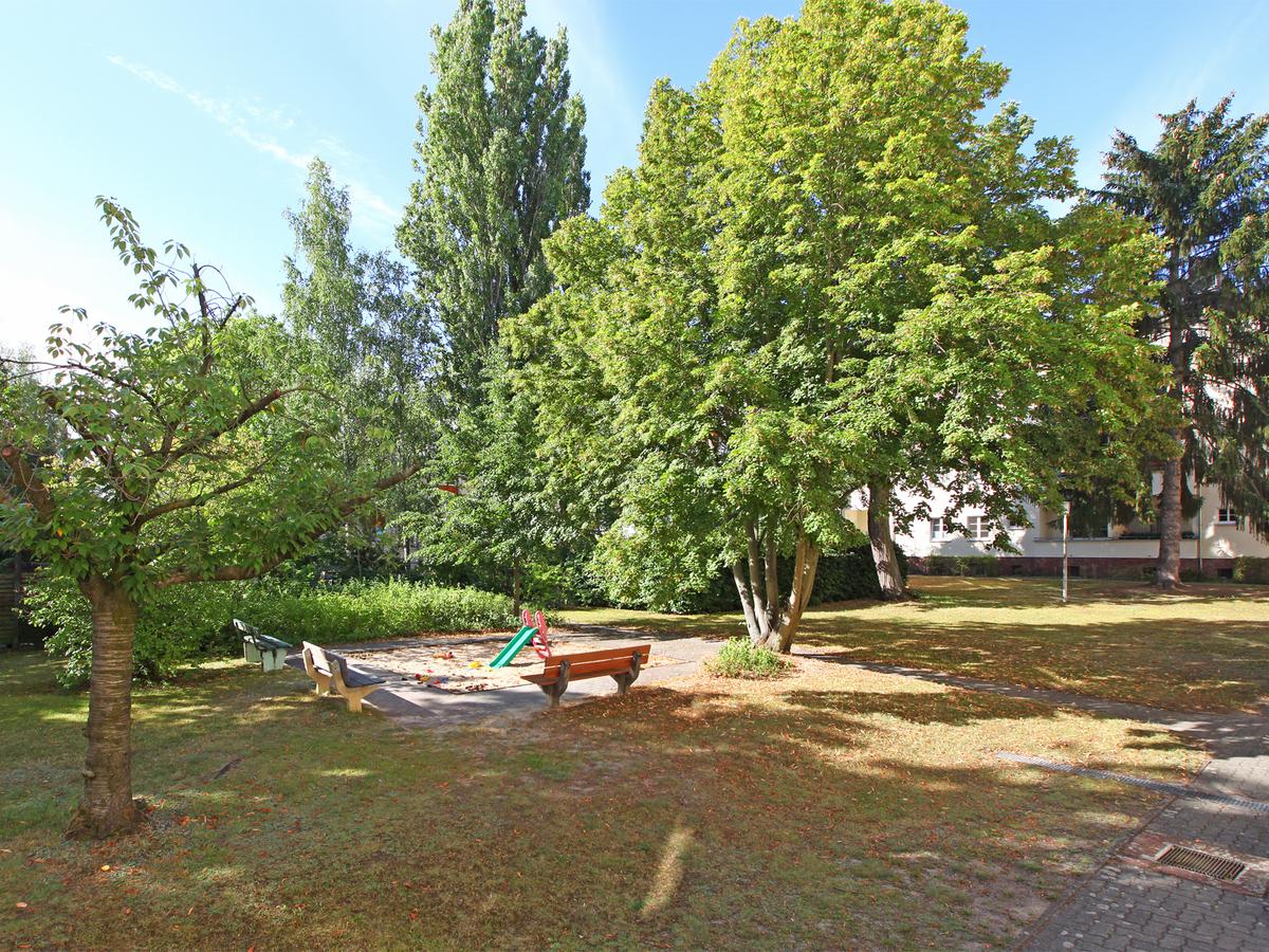 Spielplatz Innenhof | Leidener Straße