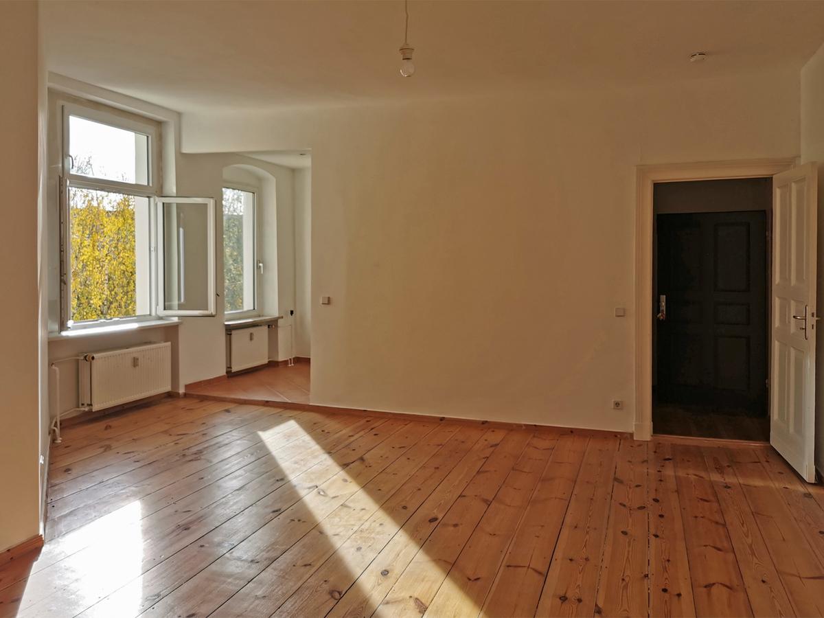 Zimmer und Küche | Reuterstraße