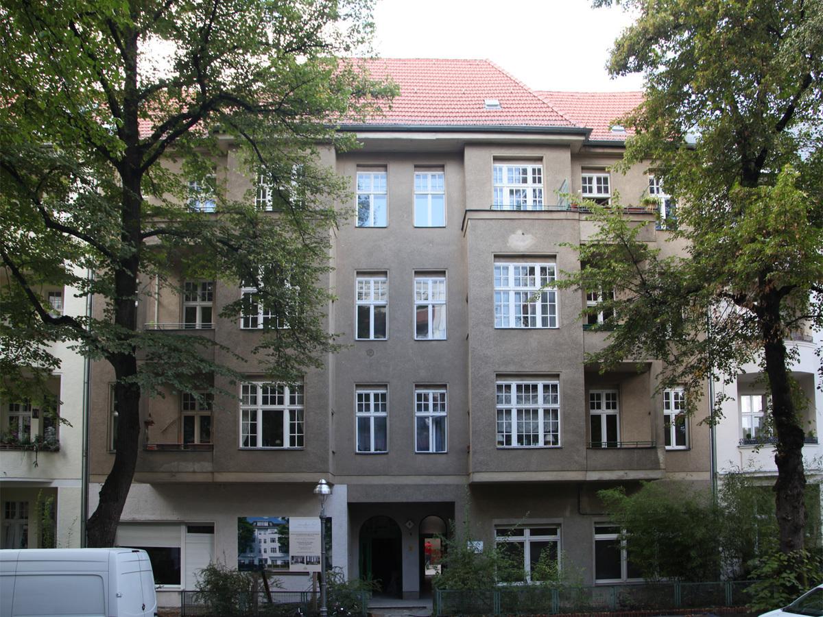 Hausansicht   Johannisberger Straße