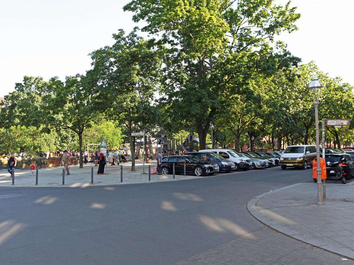 Leopoldplatz | Turiner Straße