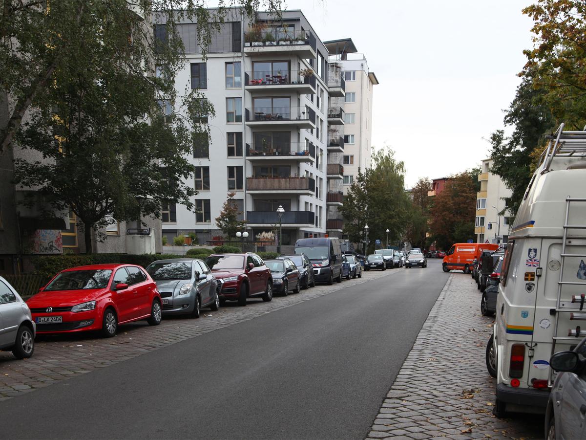 Street view | Johanniterstraße