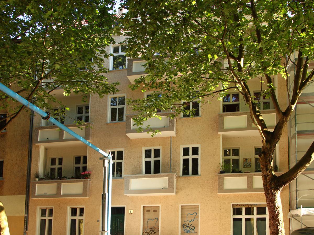 Hausansicht | Zachertstraße