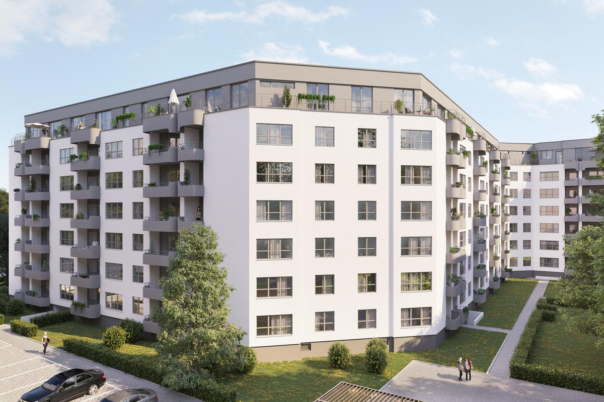 Building view | Johanniterstraße