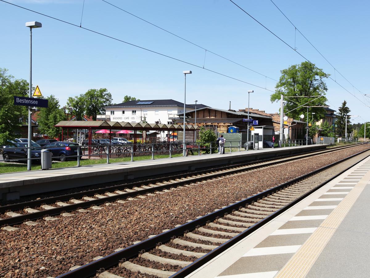 Bahnhof Bestensee | Hauptstraße