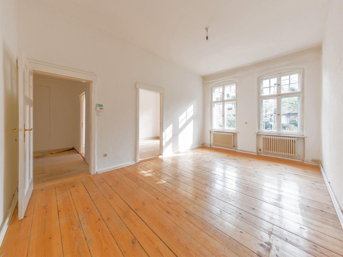 Beispiel Wohnung - WE07 | Johannisberger Straße