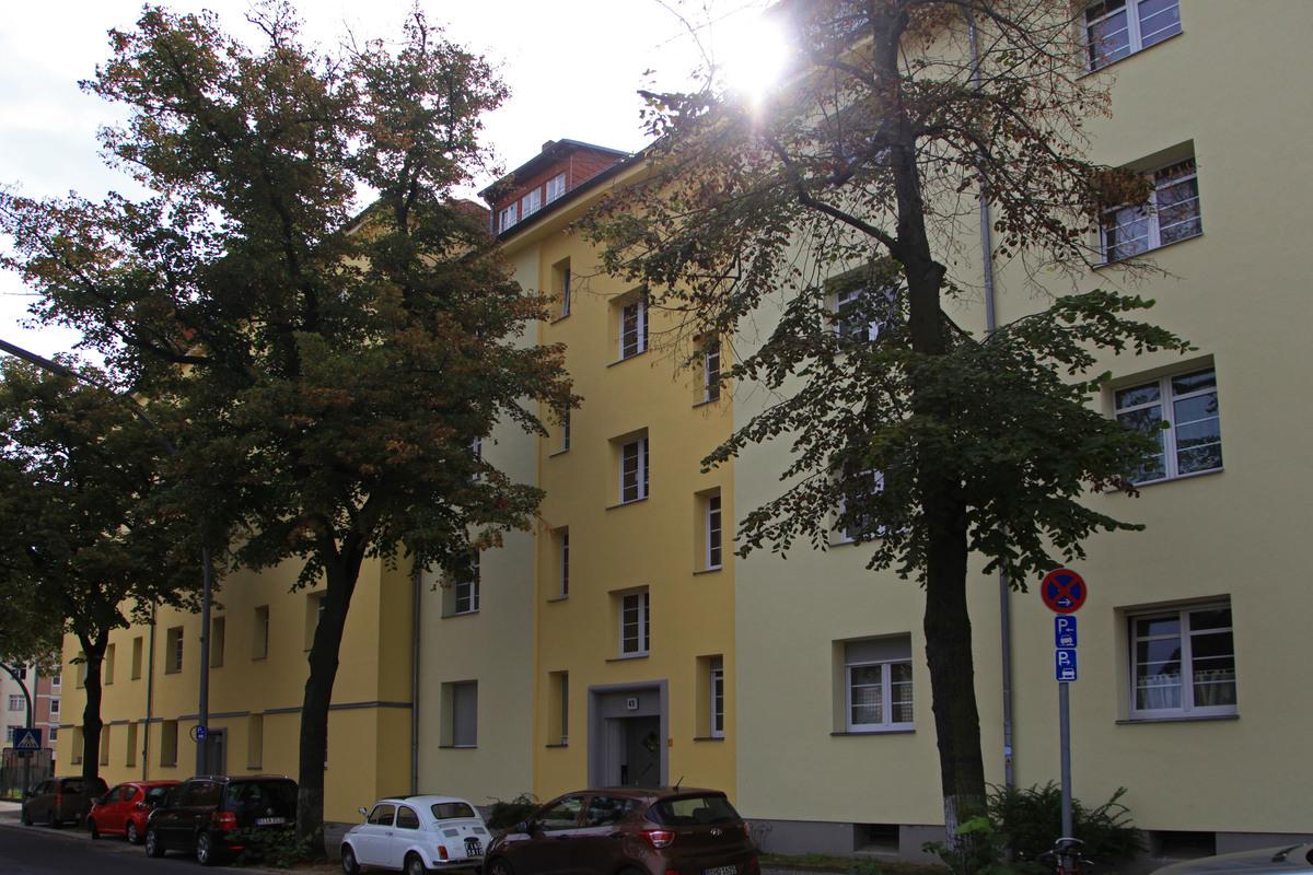 Beste Vermietbarkeit | Silbersteinstraße