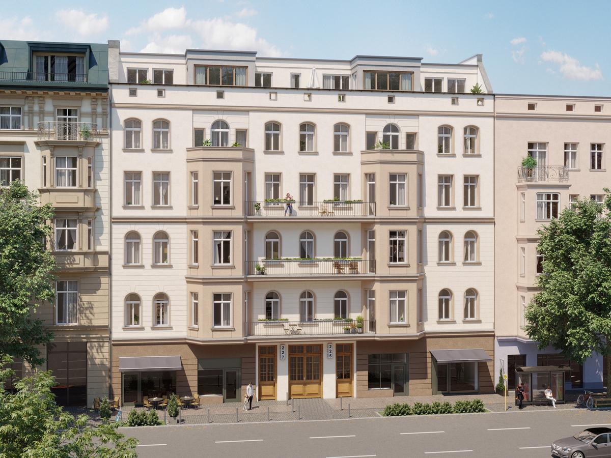 Hausansicht | Torstraße