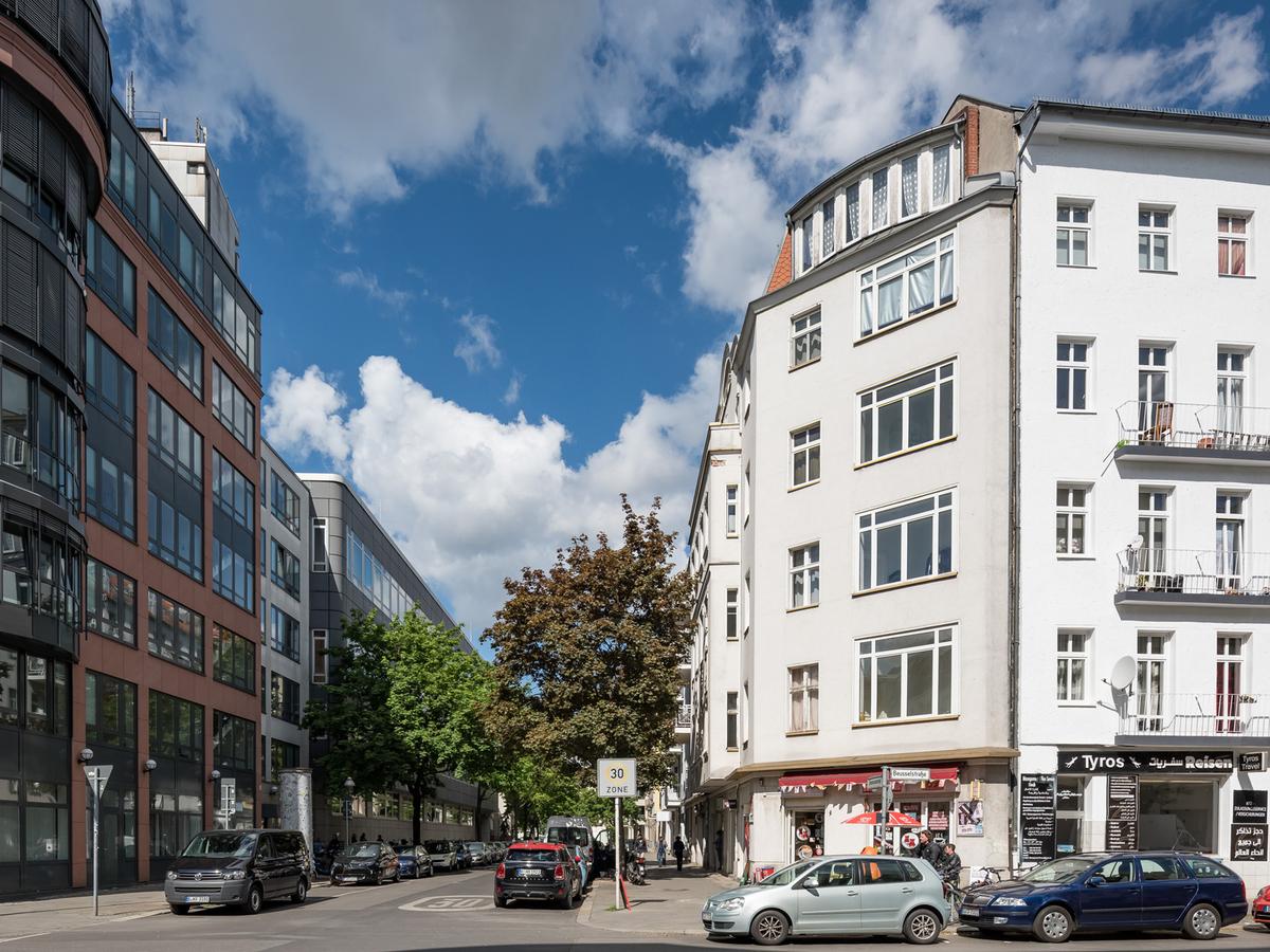 Hausansicht | Erasmusstraße