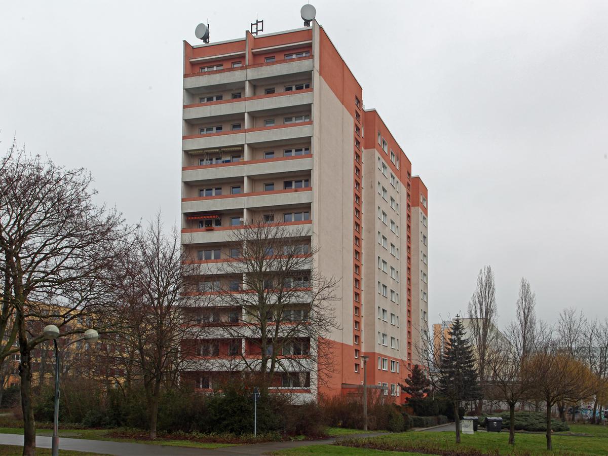Front view | Marchwitzastraße