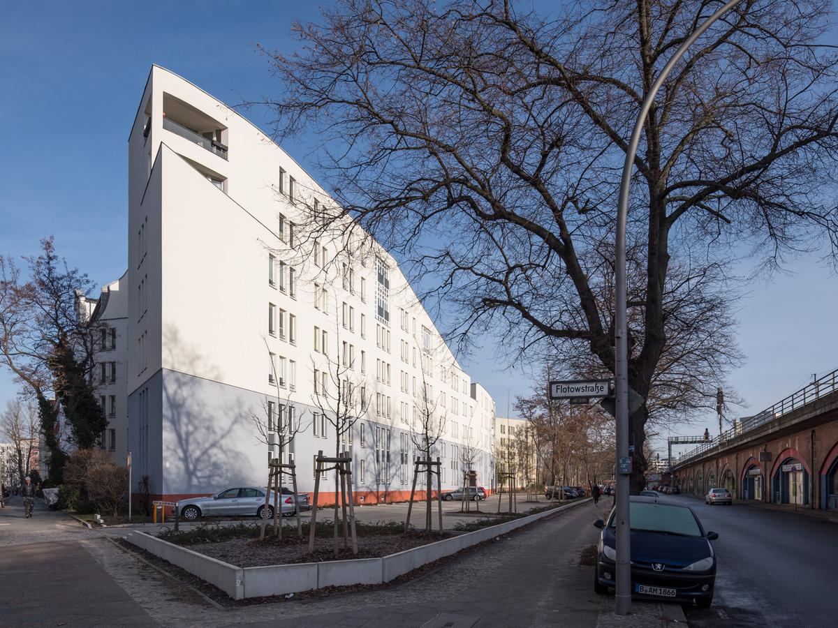 Berlin-Tiergarten   Flotowstraße