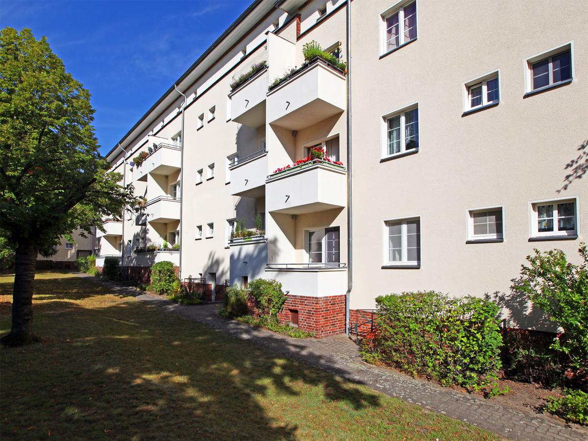 Hinterhof | Leidener Straße