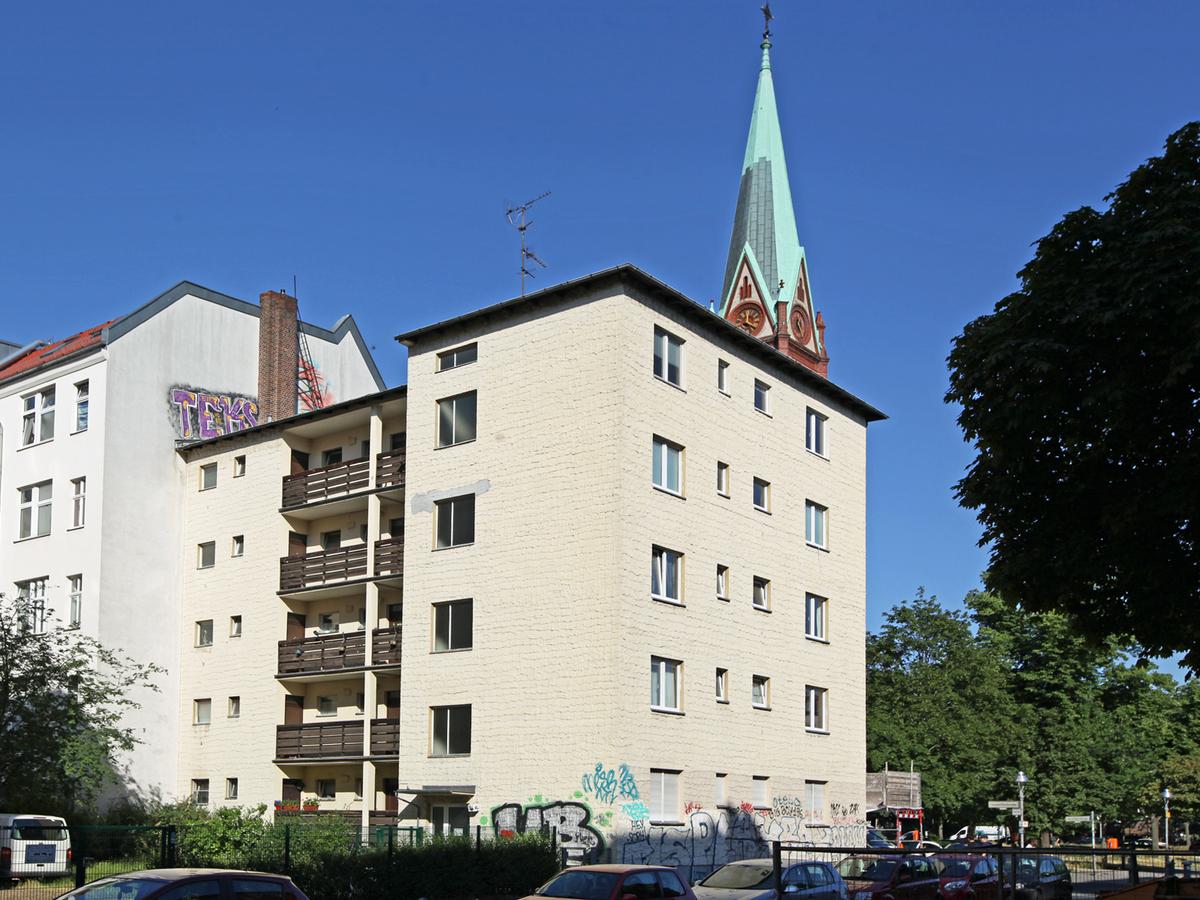 House view | Turiner Straße