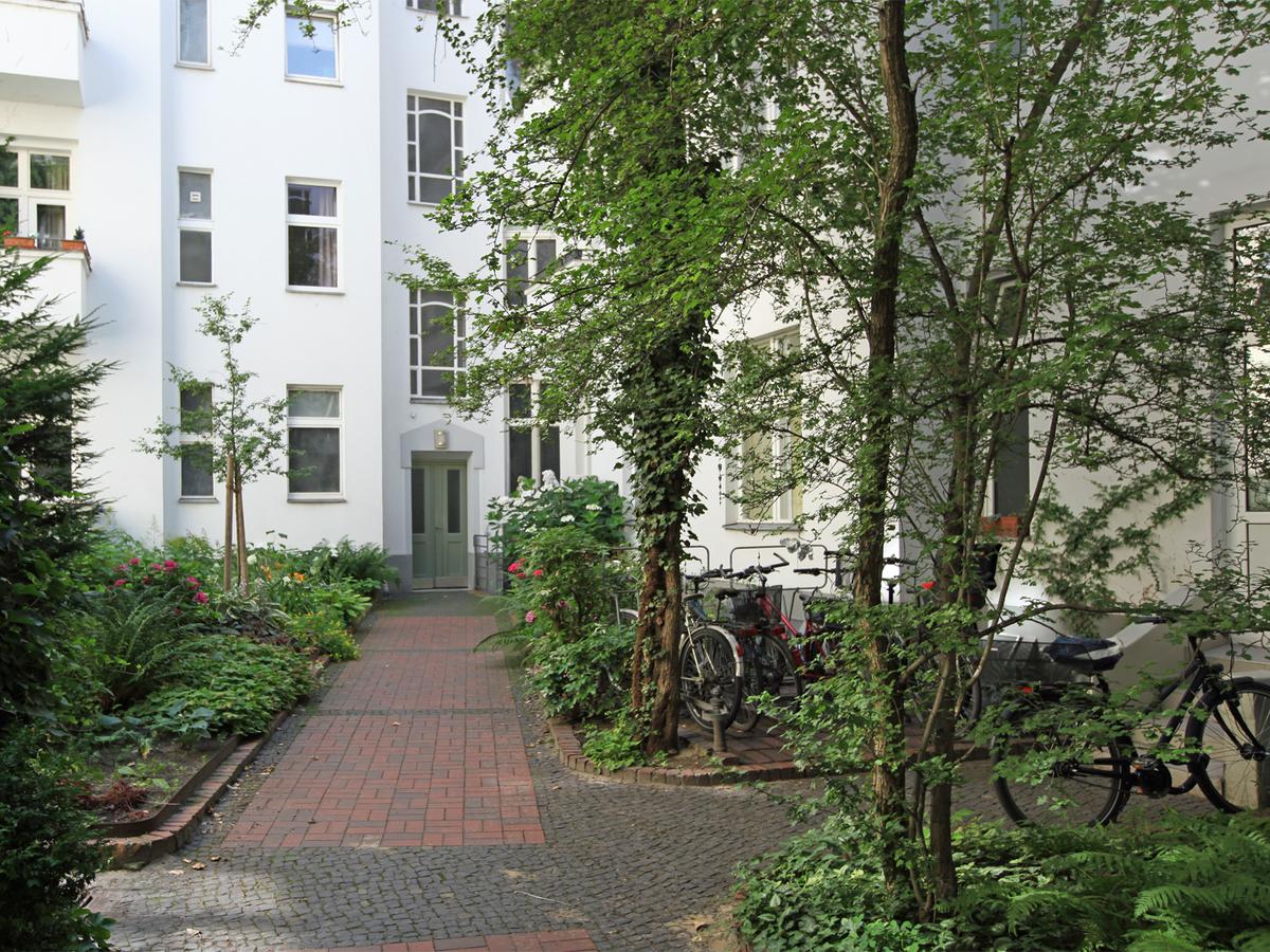 Gartenhaus | Niebuhrstraße