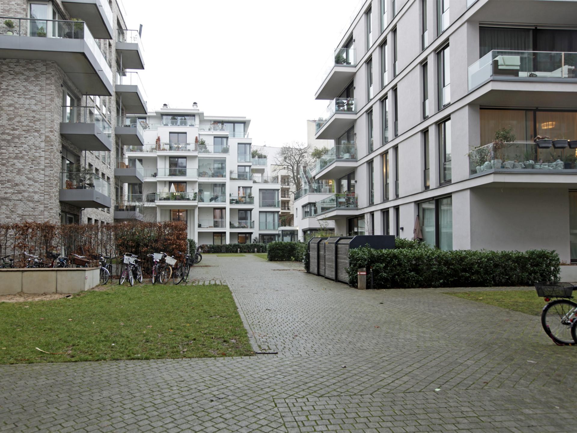 Choriner Höfe | Zehdenicker Straße