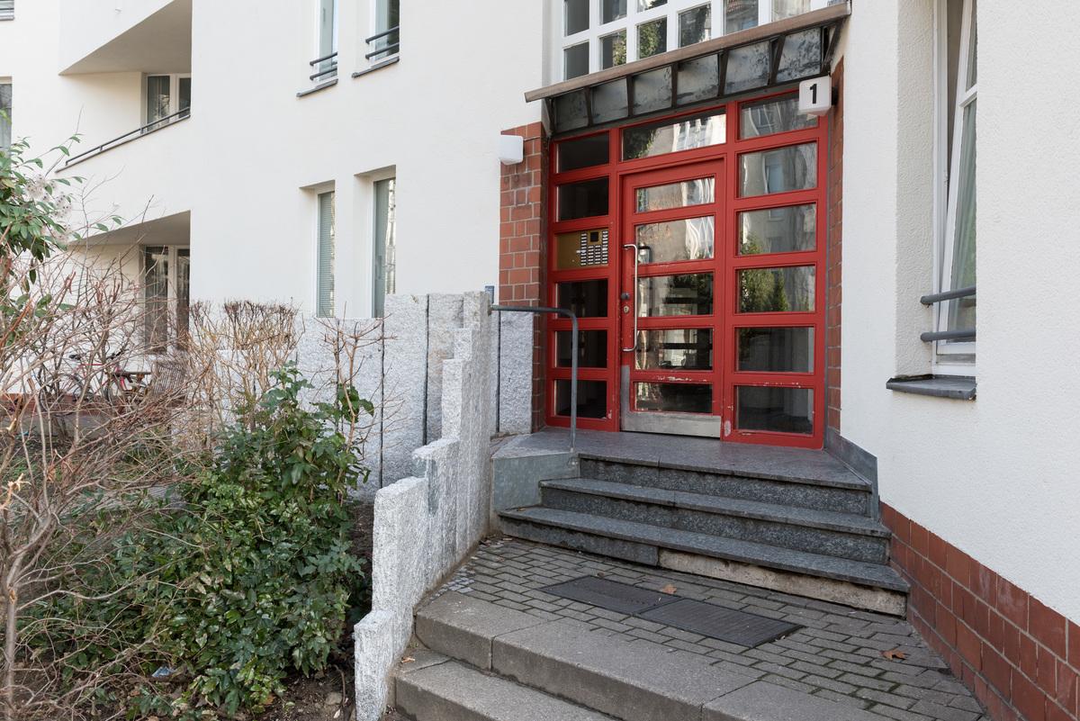 Entrance | Bachstraße