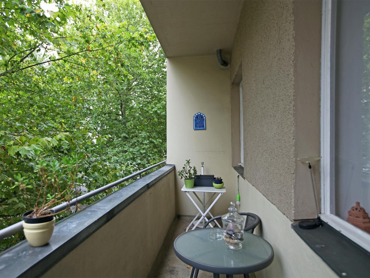 Balkon | Gierkeplatz