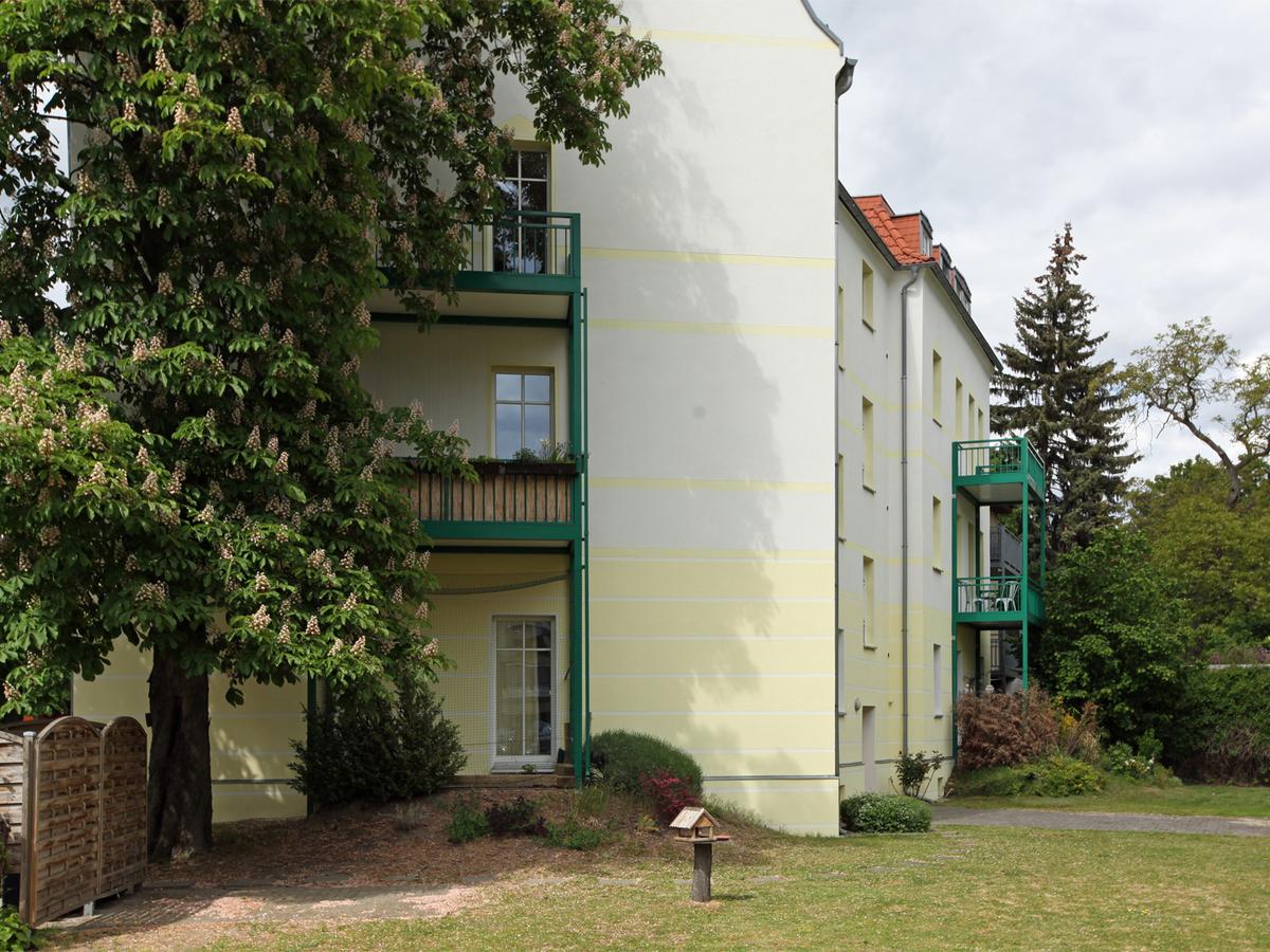 View of the backyard | Hielscher Straße