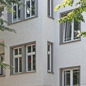 Fassade Friedrichshainer Investitionsgelegenheit