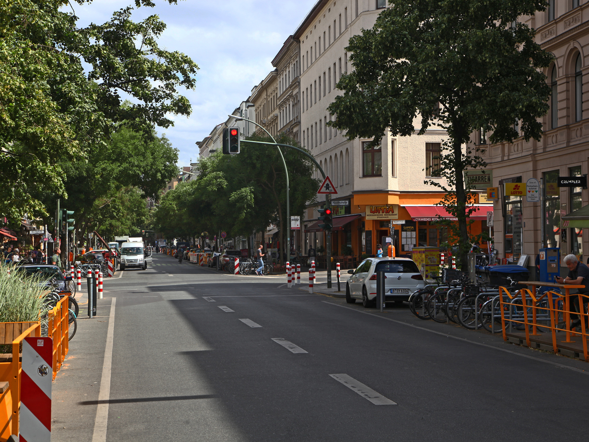 Bergmann-Kiez | Monumentenstraße