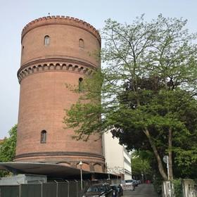 Umgebung und Wasserturm