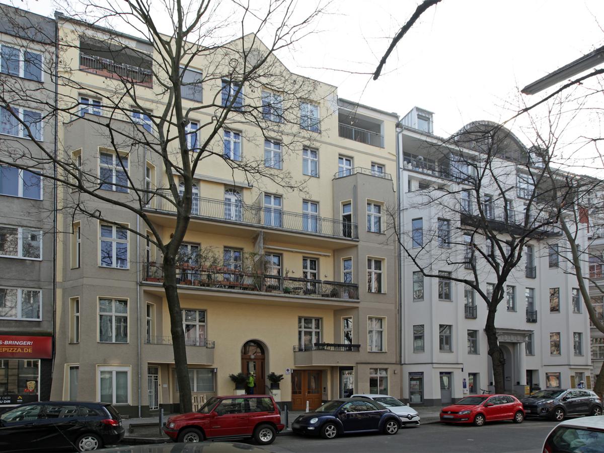 Hausansicht | Keithstraße