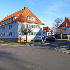 Straßenansicht - Beethovenstraße
