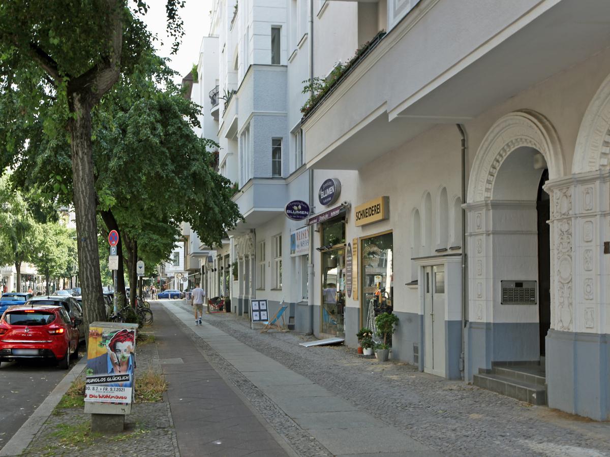 Leibnizstraße | Niebuhrstraße