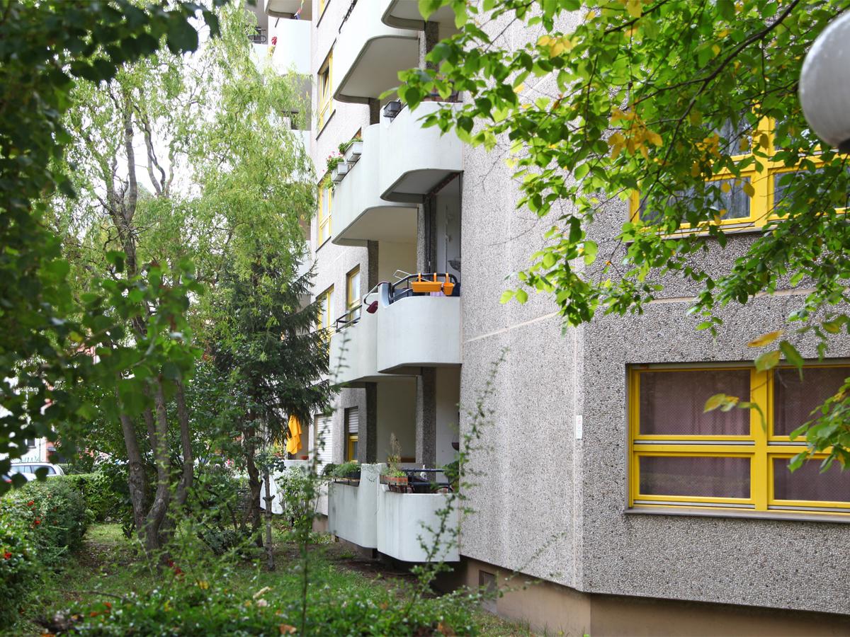 Exterior view   Johanniterstraße