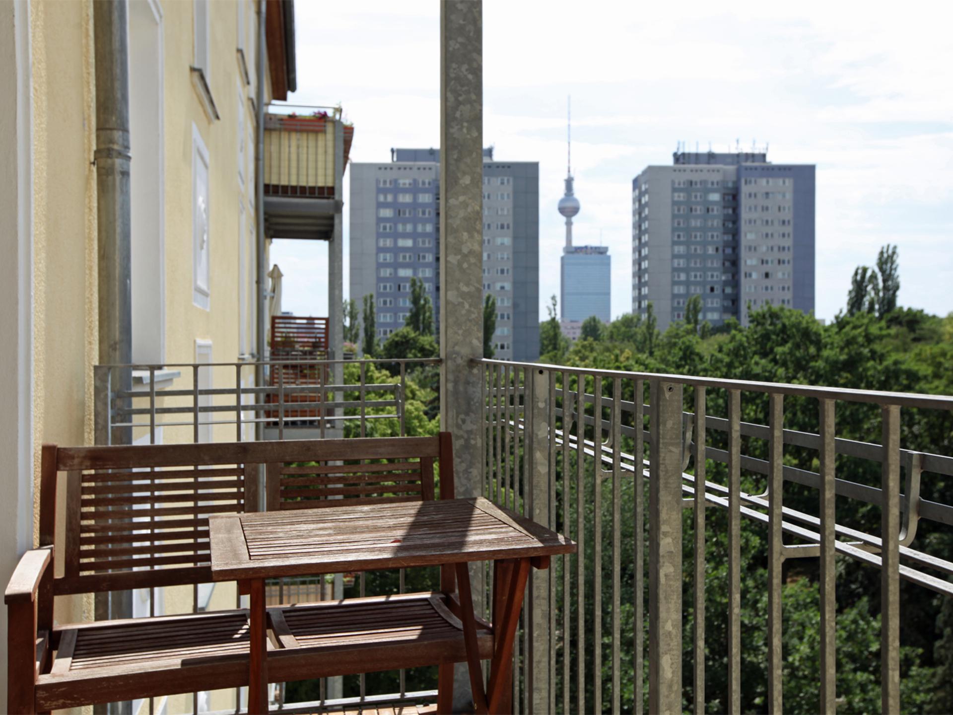 Balkon | Greifswalder Straße