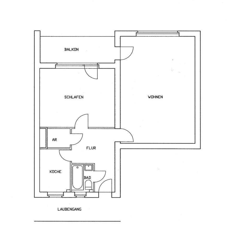 Floor plan | Am Gemeindepark