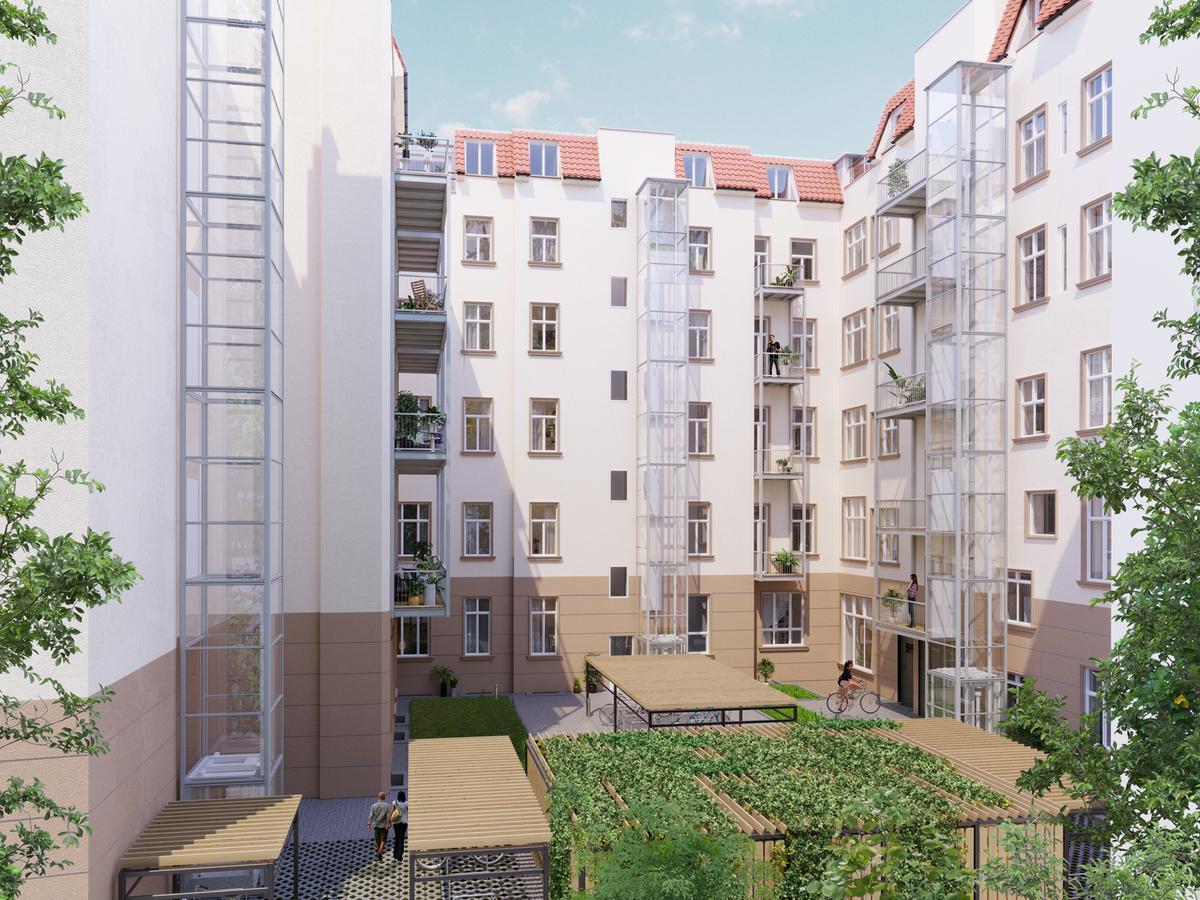 Courtyard | Torstraße