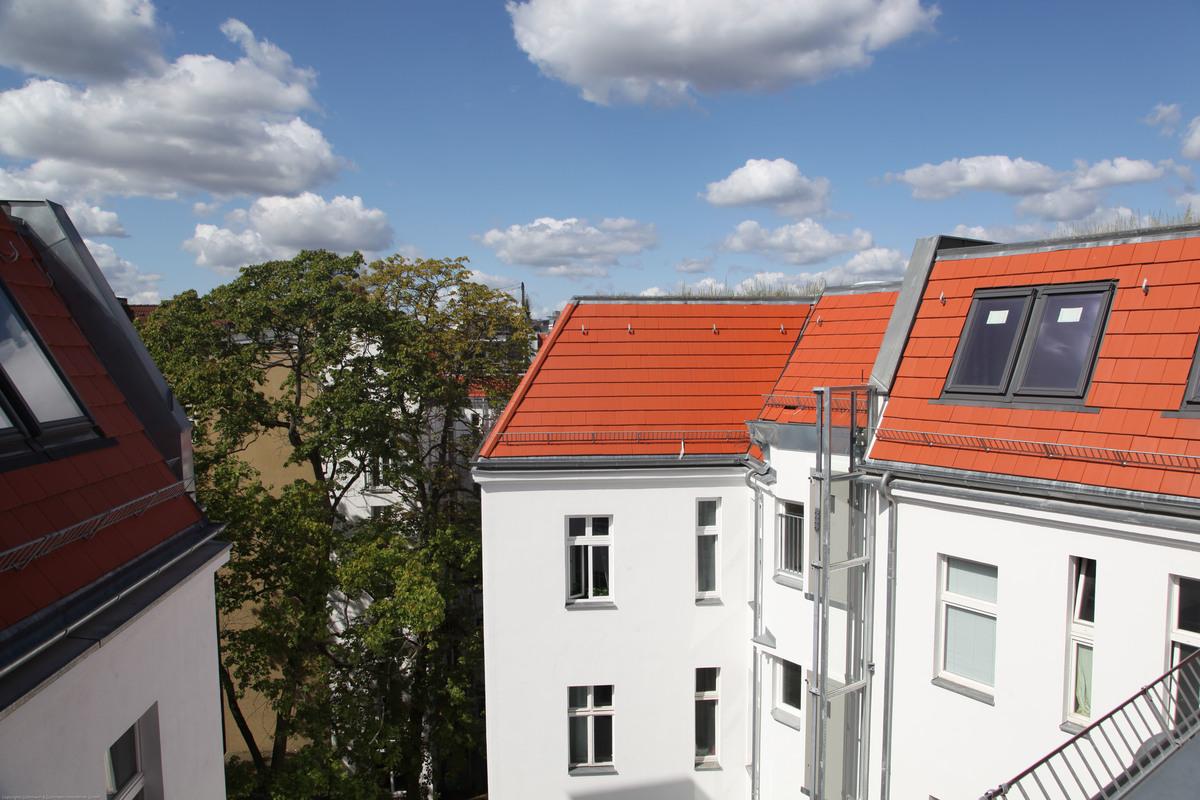 Side wing | Riehlstraße