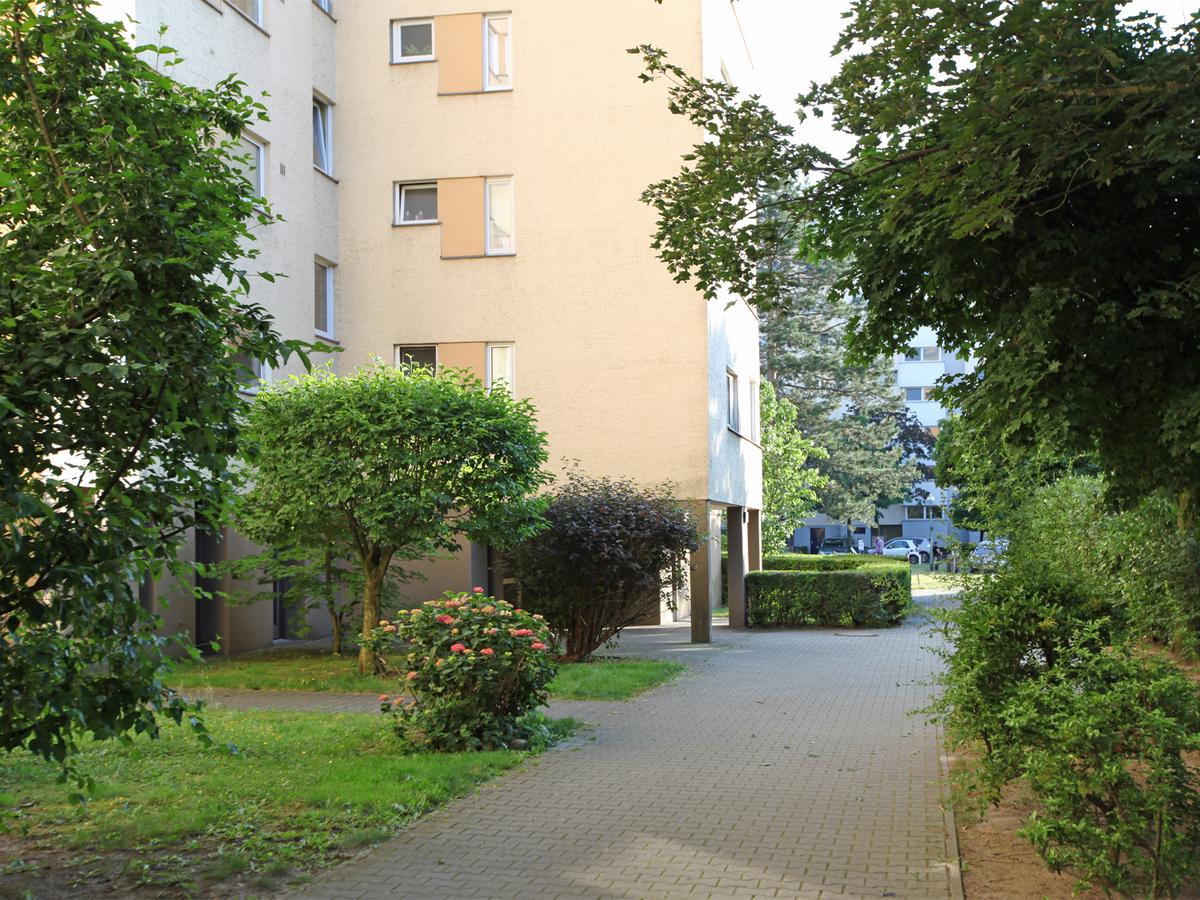 Eingangsbereich | Celsiusstraße