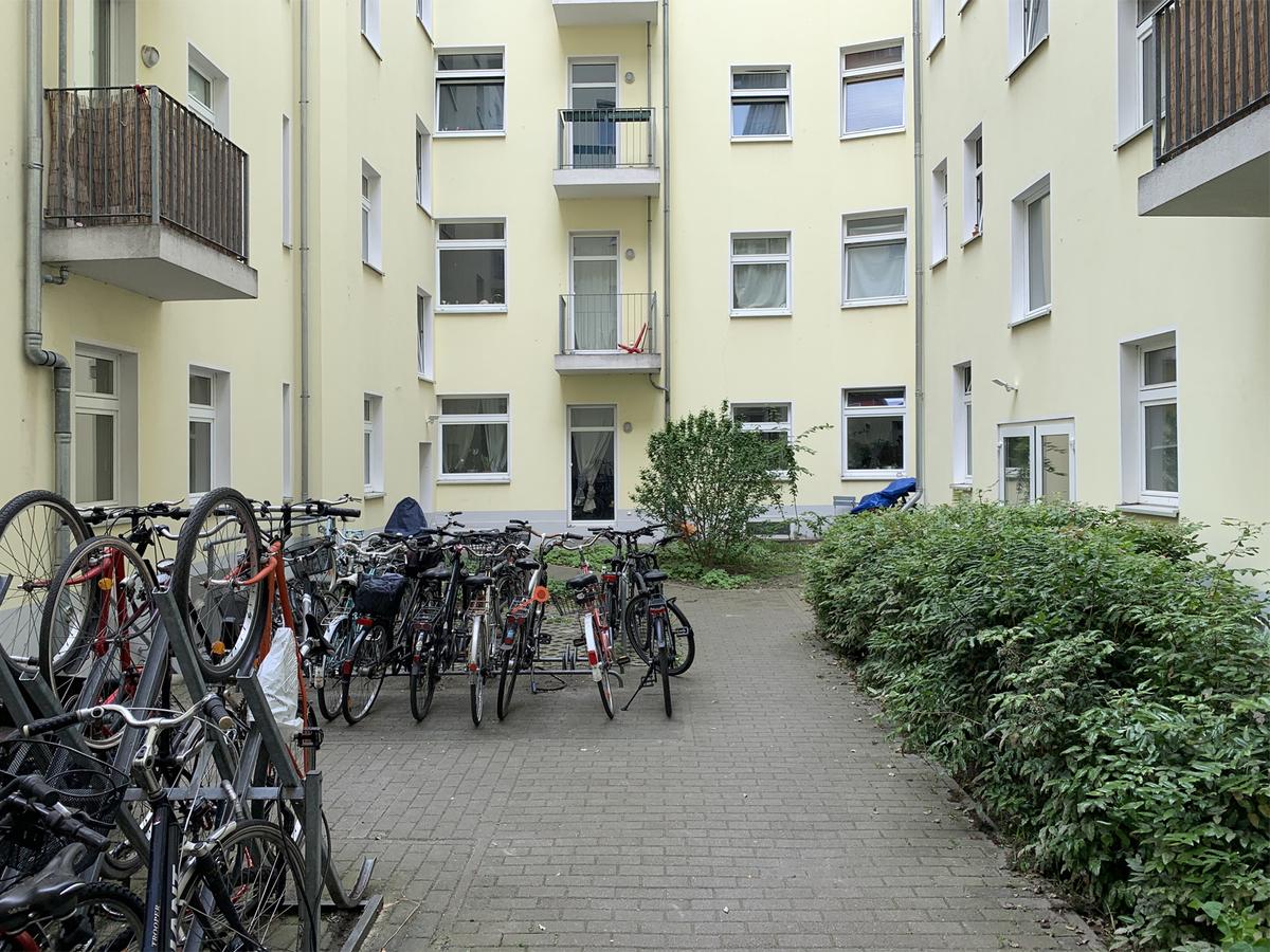 Innenhof | Dirschauer Straße