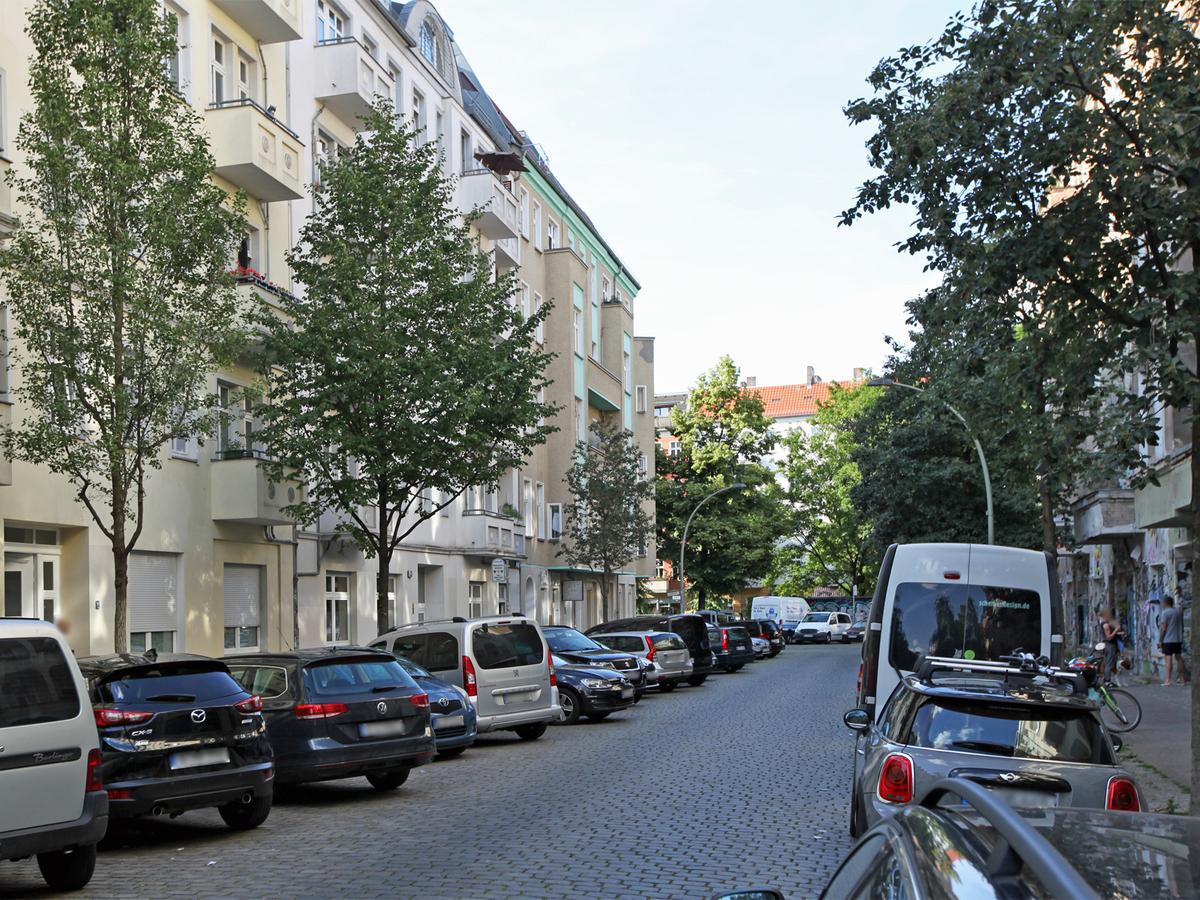 Straßenansicht | Dirschauer Straße
